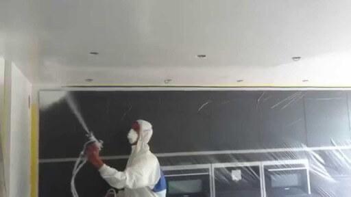 Badkamer Plafond Latex : Plafond witten lees hier een prijzenoverzicht om dit te laten doen